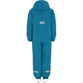 LEGO wear Lwjipe 701 Snowsuit Kids dark turquoise